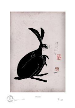 Antique Rabbit
